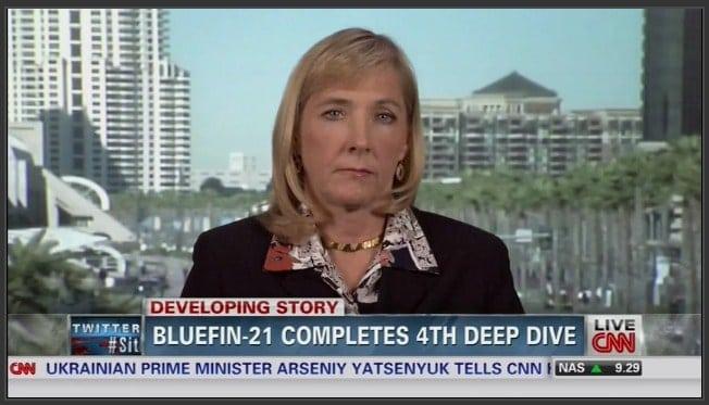 CNN Situation Room (C. Keller) - (2014/04/17)