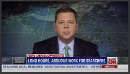CNN Newsroom (V. Gurley) - (2014/04/13)