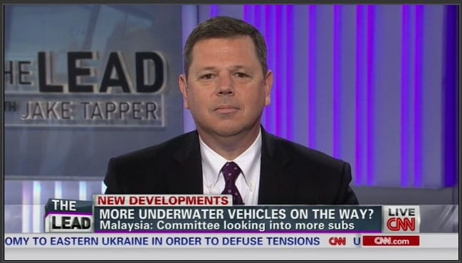 CNN The Lead with Jake Tapper (V. Gurley) - (2014/04/18)