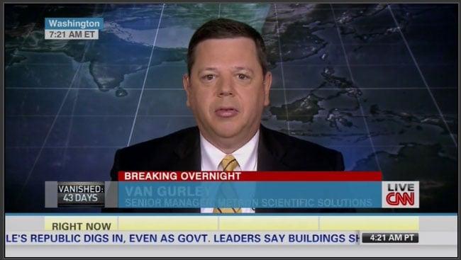 CNN New Day Saturday (V. Gurley) - (2014/04/19)