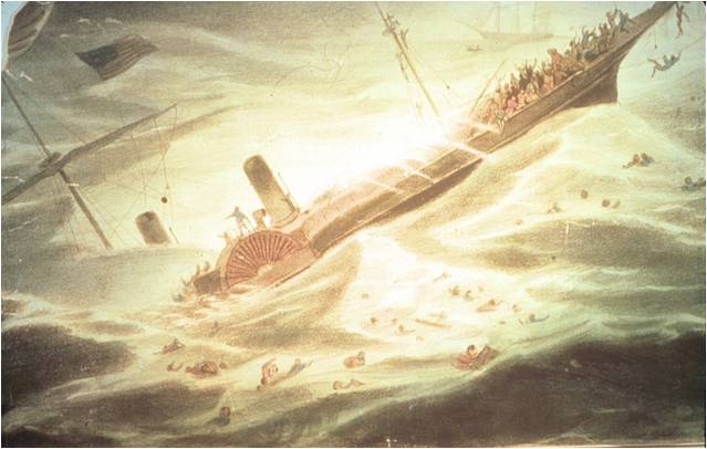SS Central America